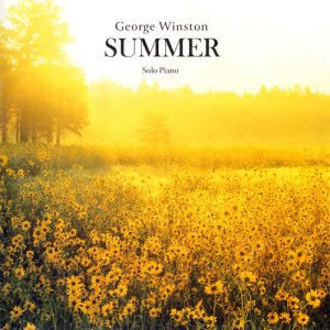 George Winston - Summer cover art