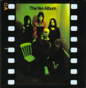 Yes - The Yes Album cover art