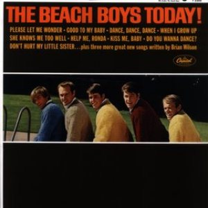 The Beach Boys - The Beach Boys Today! cover art