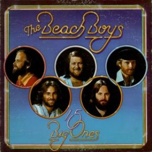 The Beach Boys - 15 Big Ones cover art