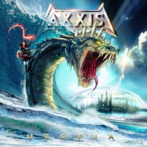 Axxis - Utopia cover art