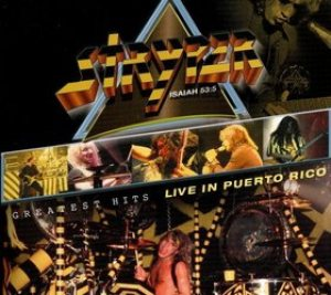 Stryper - Greatest Hits: Live in Puerto Rico cover art