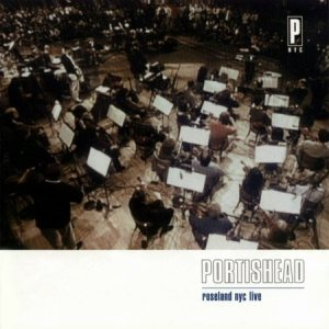 Portishead - Roseland NYC Live cover art