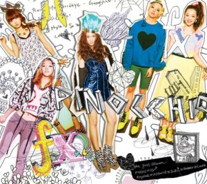 F(x) - Pinocchio cover art
