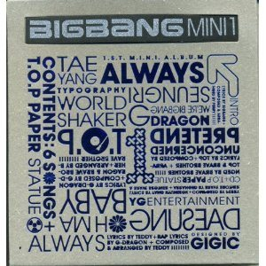 Big Bang - Always cover art