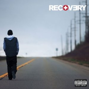 Eminem - Recovery cover art