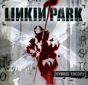 Linkin Park - Hybrid Theory cover art