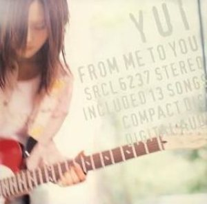 Yui - From Me to You cover art