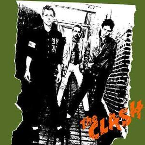 The Clash - The Clash cover art