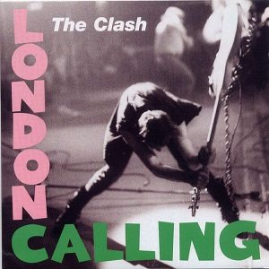 The Clash - London Calling cover art