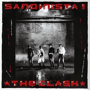 The Clash - Sandinista! cover art