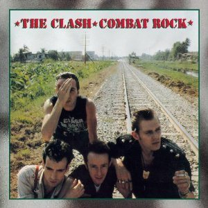 The Clash - Combat Rock cover art