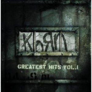 KoRn - Greatest Hits Vol. 1 cover art