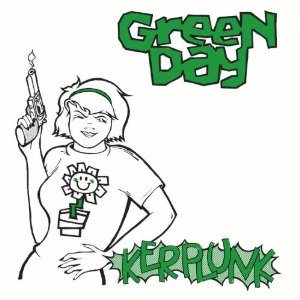 Green Day - Kerplunk cover art