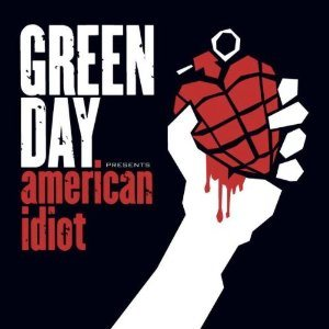 Green Day - American Idiot cover art