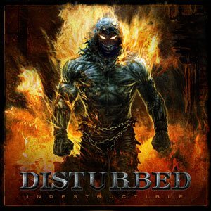Disturbed - Indestructible cover art