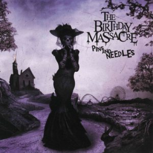 The Birthday Massacre - Pins And Needles cover art