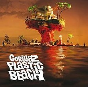 Gorillaz - Plastic Beach cover art