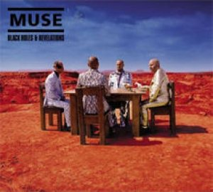 Muse - Black Holes and Revelations cover art