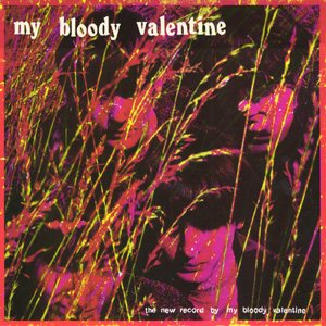 My Bloody Valentine - The New Record by My Bloody Valentine cover art
