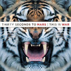 30 Seconds to Mars - This Is War cover art