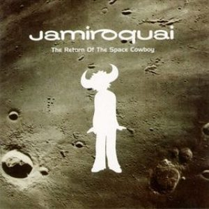 Jamiroquai - The Return of the Space Cowboy cover art