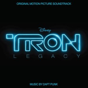 Daft Punk - TRON: Legacy cover art