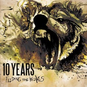 10 Years - Feeding The Wolves cover art