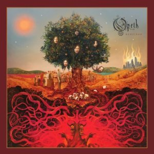 Opeth - Heritage cover art