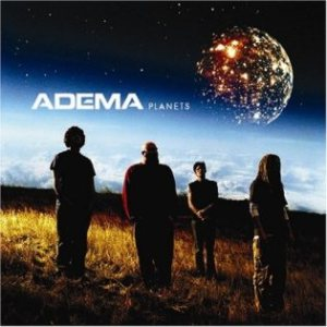 Adema - Planets cover art