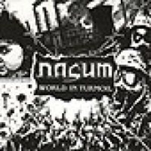 Nasum - World in Turmoil cover art