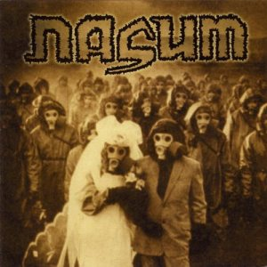 Nasum - Inhale/Exhale cover art