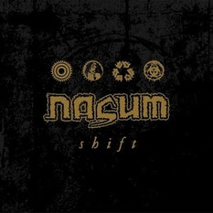 Nasum - Shift cover art