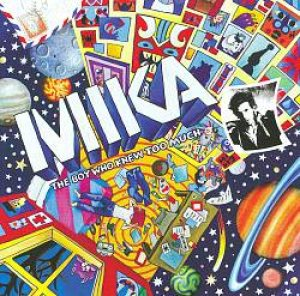 Mika - The Boy Who Knew Too Much cover art