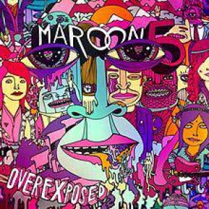 Maroon 5 - Overexposed cover art