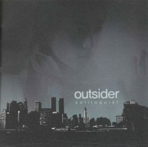 Outsider - Soliloquist cover art