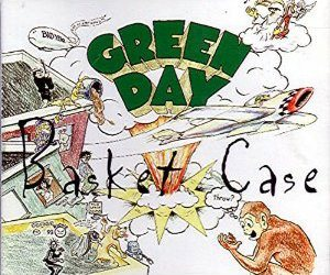 Green Day - Basket Case cover art