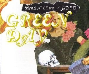 Green Day - Brain Stew / Jaded cover art