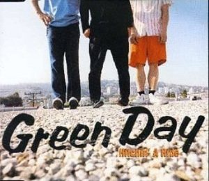 Green Day - Hitchin' a Ride cover art