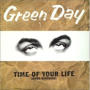 Green Day - Good Riddance (Time of Your Life) cover art