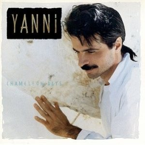 Yanni - Chameleon Days cover art