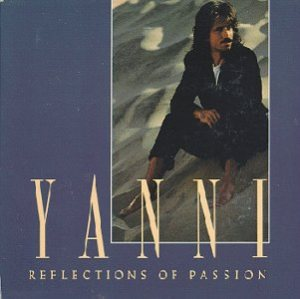 Yanni - Reflections of Passion cover art
