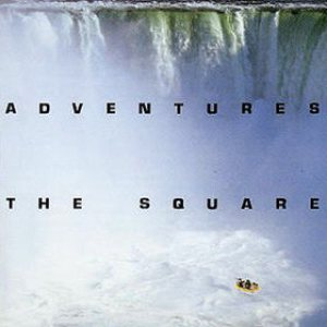 T-Square - Adventures cover art