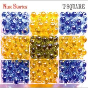 T-Square - Nine Stories cover art