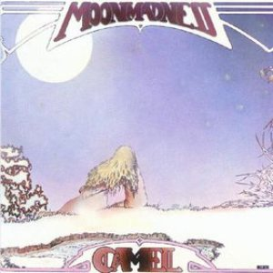 Camel - Moonmadness cover art