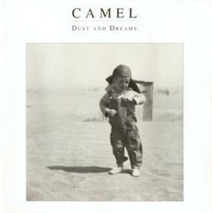 Camel - Dust and Dreams cover art