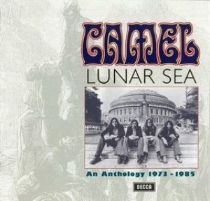 Camel - Lunar Sea (An Anthology 1973-1985) cover art