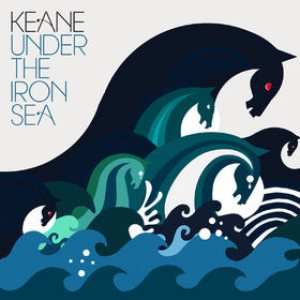 Keane - Under the Iron Sea cover art