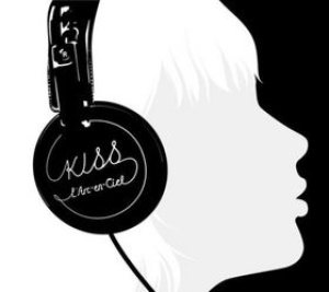 L' Arc~en~Ciel - KISS cover art