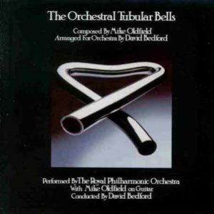 Mike Oldfield - The Orchestral Tubular Bells cover art